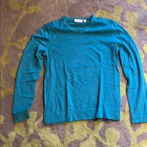 Calvin Klein Italian Merino Wool Sweater